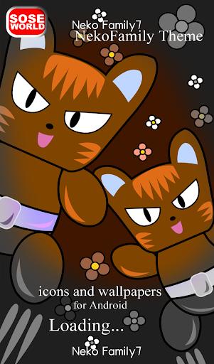 Nekofamily theme 7