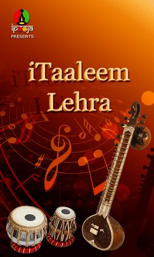 iTaaleem Lehra
