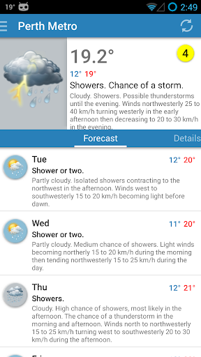 Asus (Android) - Asus Weather 無法更新? - 手機討論區 - Mobile01
