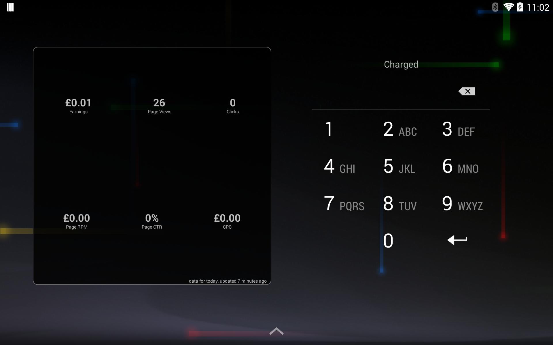 AdSense Dashboard screenshot #7