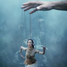 木偶 by Chua Chung nam - Digital Art People ( 木偶 )