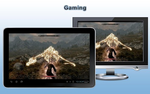 Splashtop Remote PC Gaming THD- screenshot thumbnail