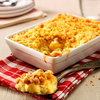 Polish Apple Crumble
