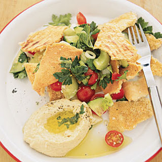 Lebanese Bread Salad.