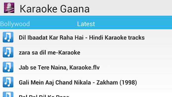 【免費音樂App】Indian Karaoke Free-APP點子