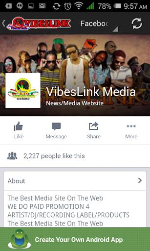 【免費娛樂App】VibesLink Media-APP點子