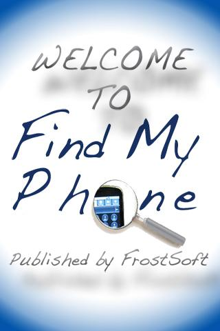 Find My Phone Lite! - screenshot