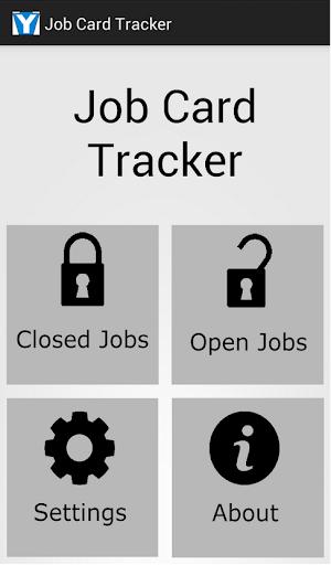 Job Card Tracker Lite