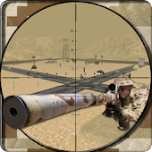 Desert Commando Sniper