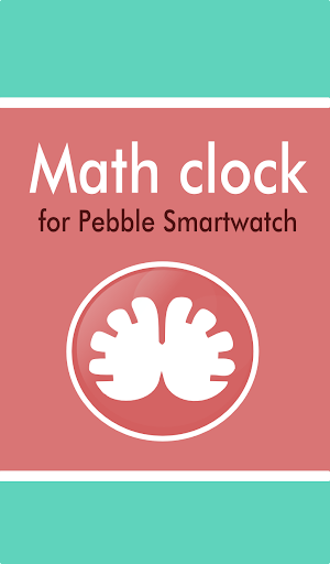 Math for Pebble smartwatch