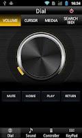 Screenshot of Panasonic Theater Remote 2012