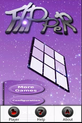 Flipper demo- screenshot