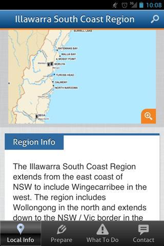 SES FloodSafe- screenshot