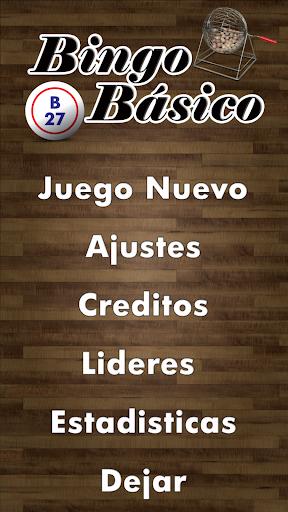 Bingo In Spanish Free