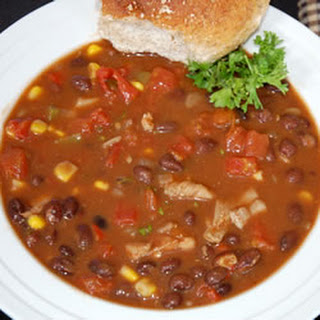 Chicken Chili Soup.
