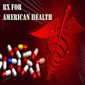 Rx for American Health Blog icon