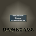 Namedays Demo logo