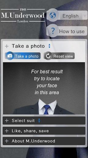Try M.Underwood suits
