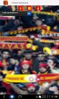Screenshot of Galatasaray Marşları