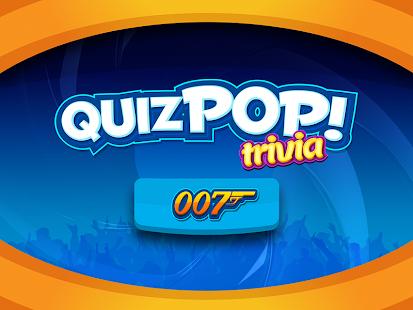 QuizPOP Trivia - 007 Edition