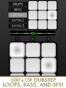 Dubstep Drum Pad screenshot 4