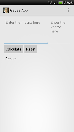 Gauss App