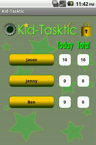 Kid-Tasktic - screenshot
