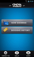 Screenshot of Cinema On Screens
