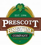 Logo for Prescott Brewing Company