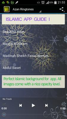Surah Mulk MP3 - screenshot