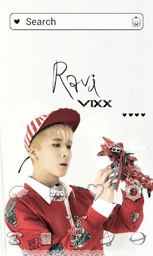 VIXX_BR_Ravi ドドルランチャーテーマ