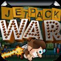 Jetpack War logo