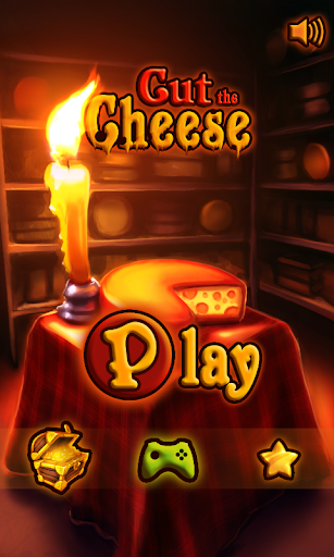 Slice Game - Cut The Cheese