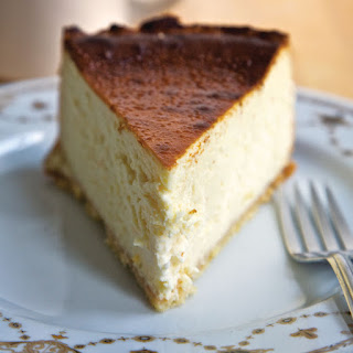 Lindy's Cheesecake.