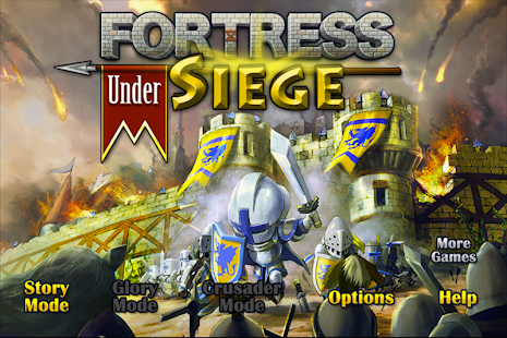 Fortress Under Siege HD (Mod Money)
