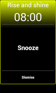 Alarm Clock Xtreme & Timer - screenshot thumbnail