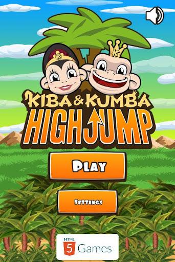 Kiba and Kumba High Jump