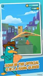 Agent P DoofenDash - screenshot thumbnail