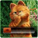 Garfield Go Launcher Ex Locker icon