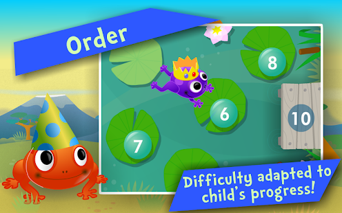 Numbers & Addition! Math games- screenshot thumbnail