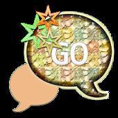 GoldGlitz/GO SMS THEME