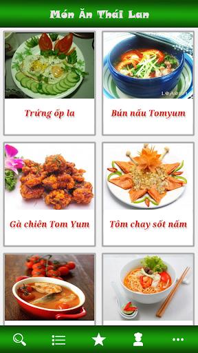 Mon An Thai Lan - Mon Ngon