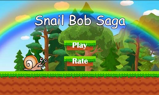 Snail Bob Saga