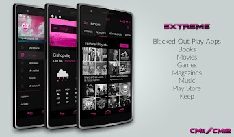 Screenshot of JB Extreme Pink CM11 CM12
