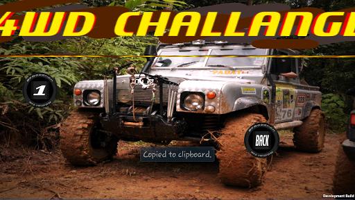 4WD challenge