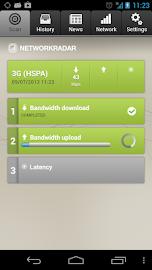 NetworkRadar Screenshot 1