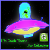 U.F.O. Crash Theme