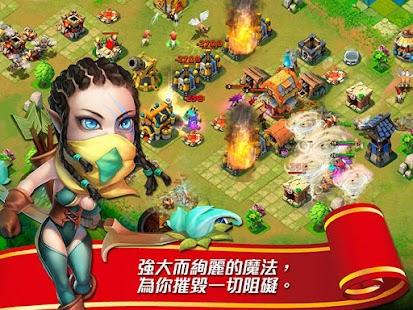 城堡爭霸 - Castle Clash 繁體中文版 策略 App-癮科技App