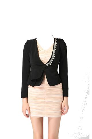 Woman Suit Fashion