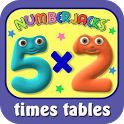 Times Tables - Numberjacks icon